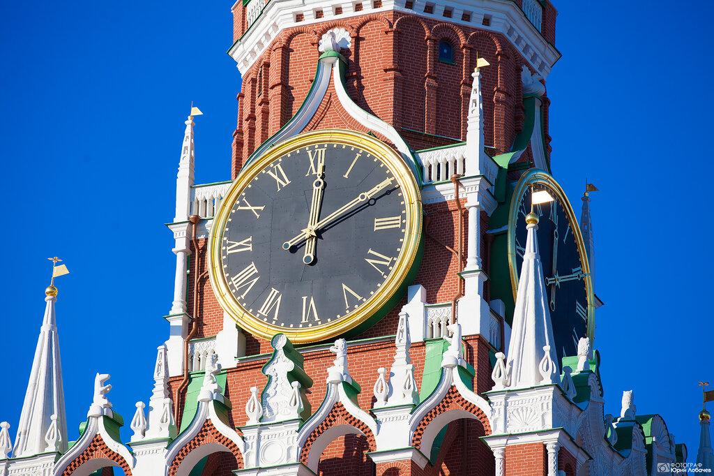 музей — Спасская башня — Москва, фото №2