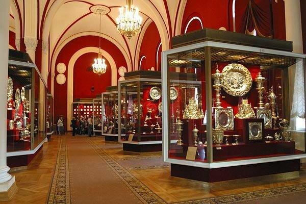 выставочный центр — Алмазный фонд — Москва, фото №2