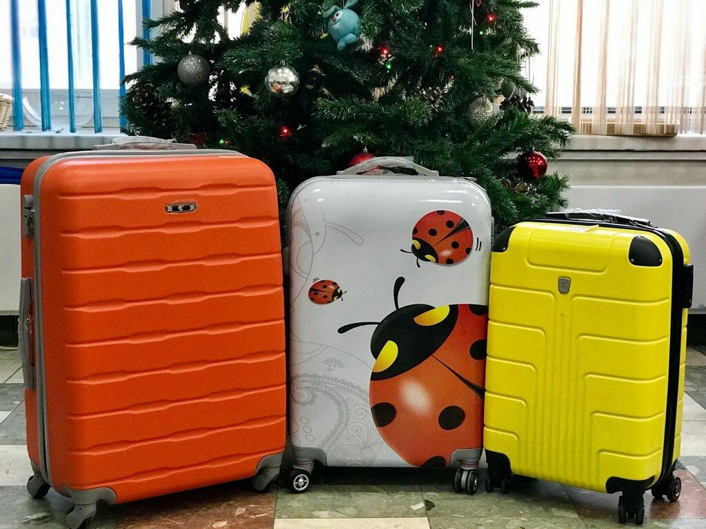 4cdfe87f264c магазин сумок и чемоданов — Чемоданы Helicopter — Новосибирск, фото №6