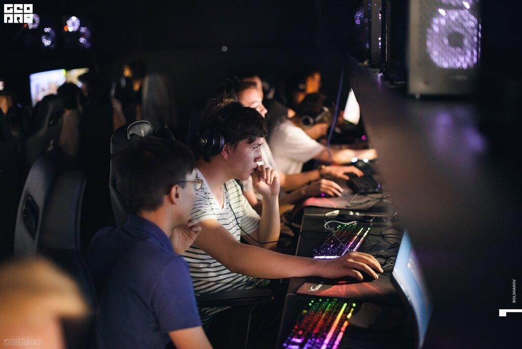 киберспорт — Strike Arena центр киберспорта — Новочебоксарск, фото №1