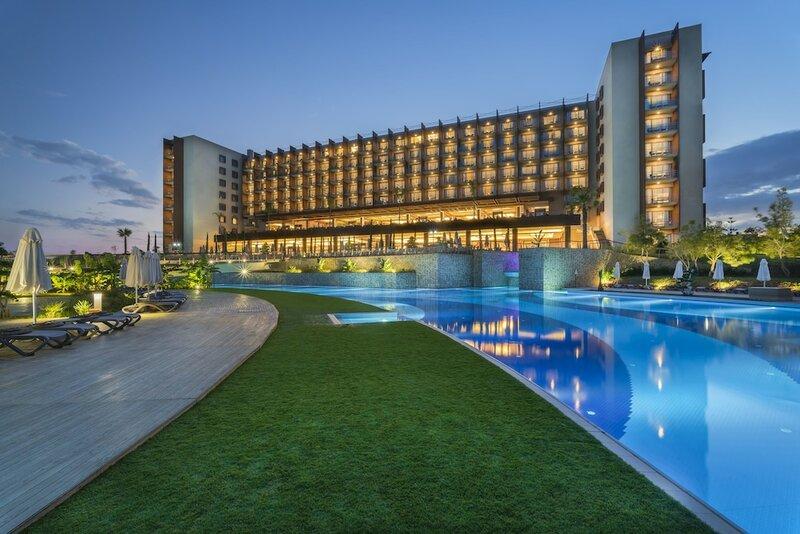 Hotel Concorde Luxury Cyprus