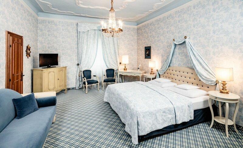 Parkhotel Luna Mondschein Bozen