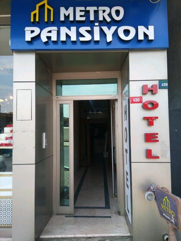 Metro Pansiyon