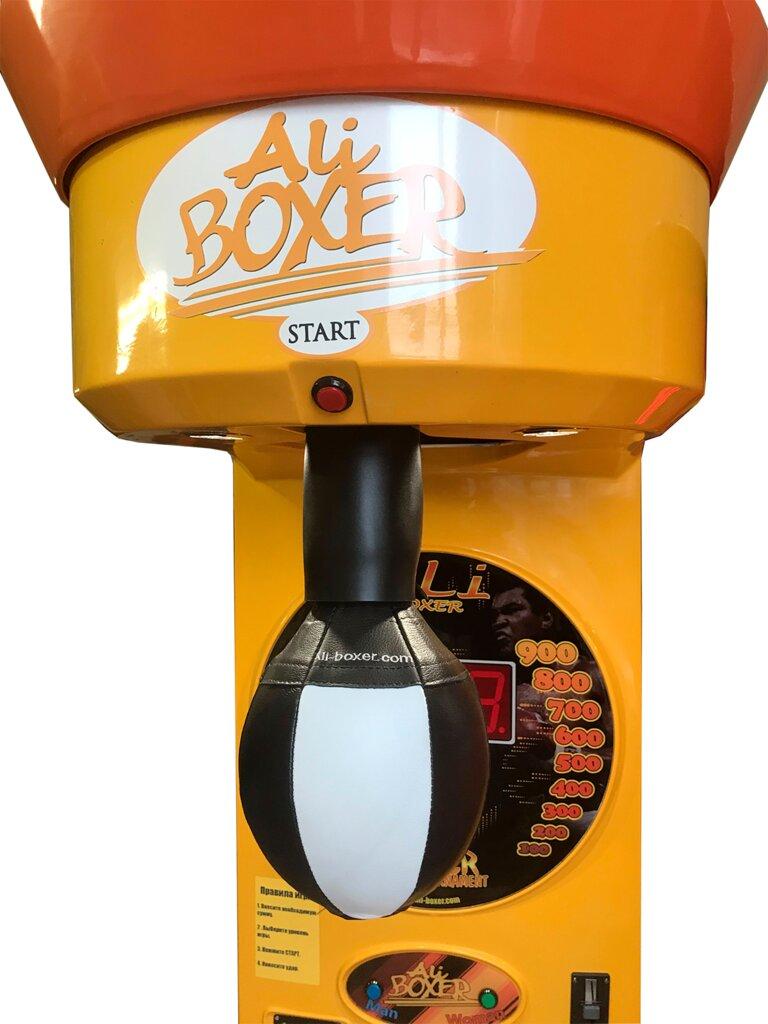 игровой аппарат боксерская груша