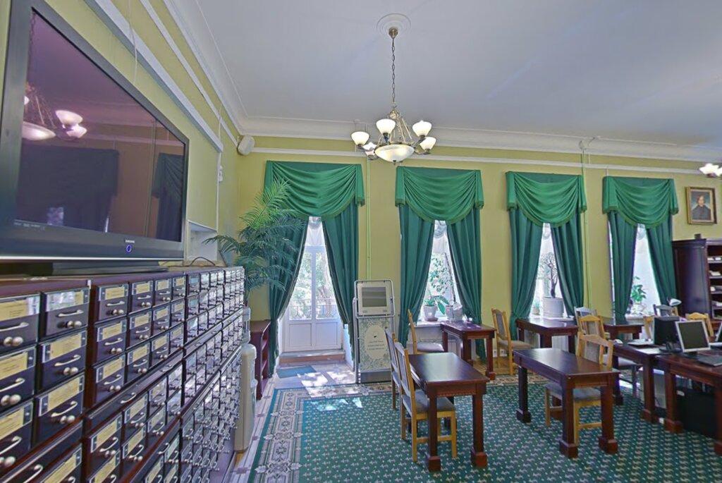 библиотека — Дом Н.В. Гоголя — Москва, фото №8