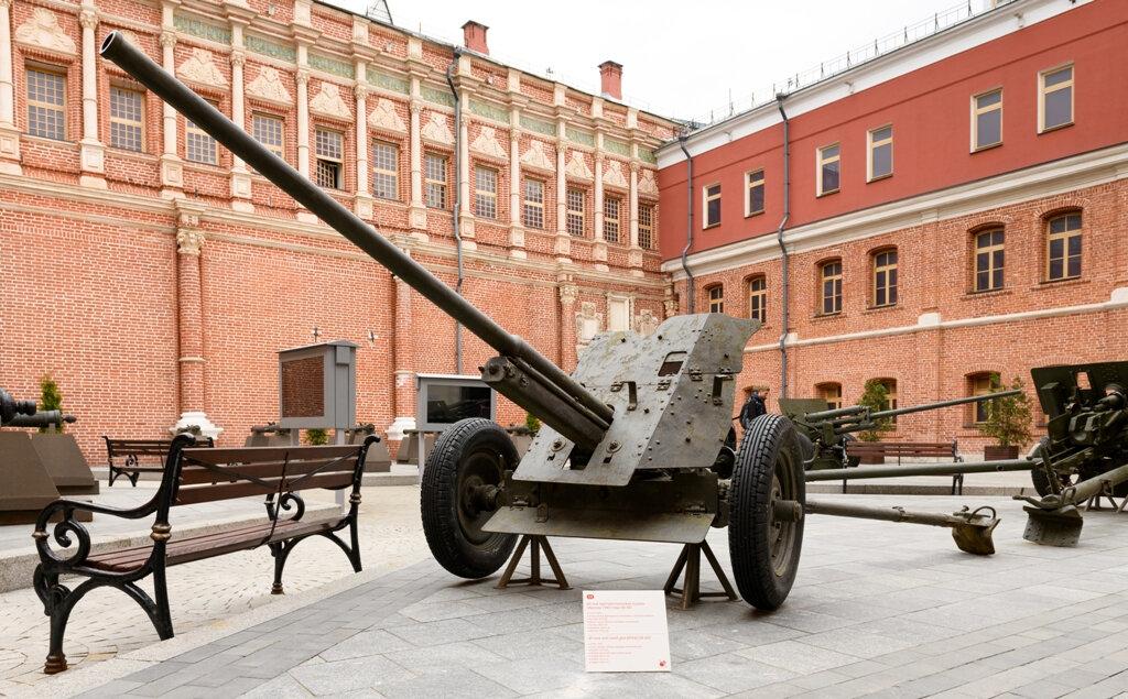 музей — Государственный исторический музей, Артиллерийский двор — Москва, фото №8