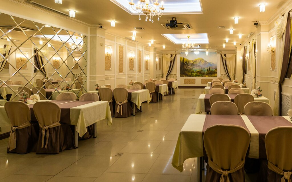 ресторан — Ресторан Островок счастья — Санкт-Петербург, фото №4