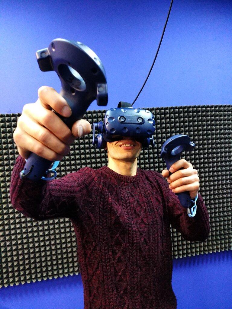 клуб виртуальной реальности — Аватар — Новосибирск, фото №1