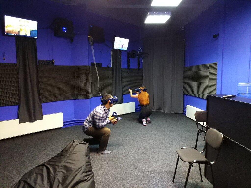 клуб виртуальной реальности — Аватар — Новосибирск, фото №2