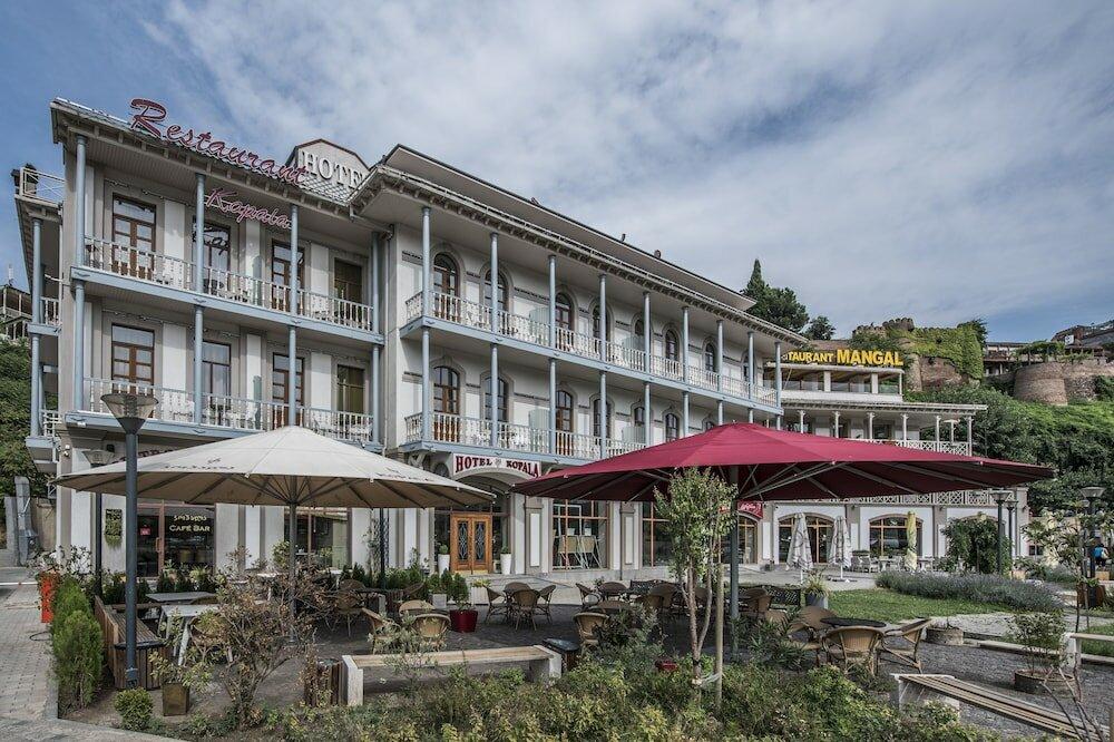 гостиница — Kopala Hotel — Тбилиси, фото №2