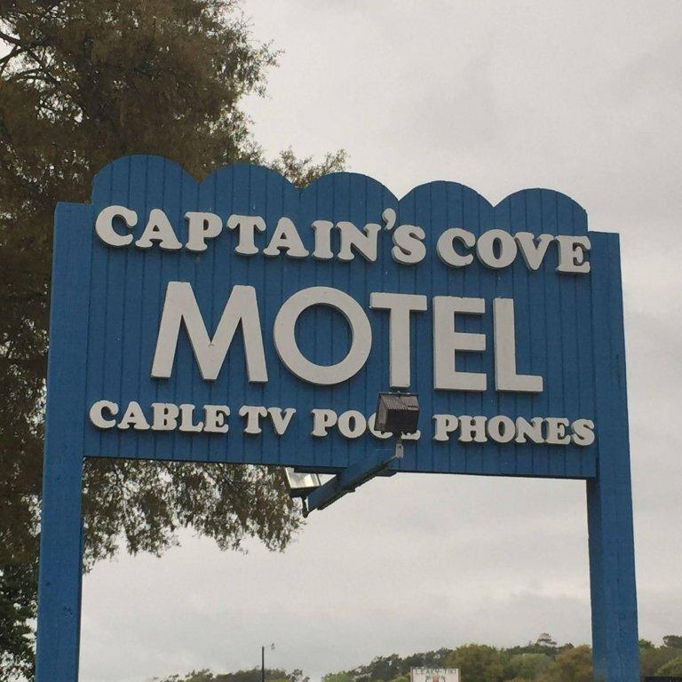 Captain's Cove Motel