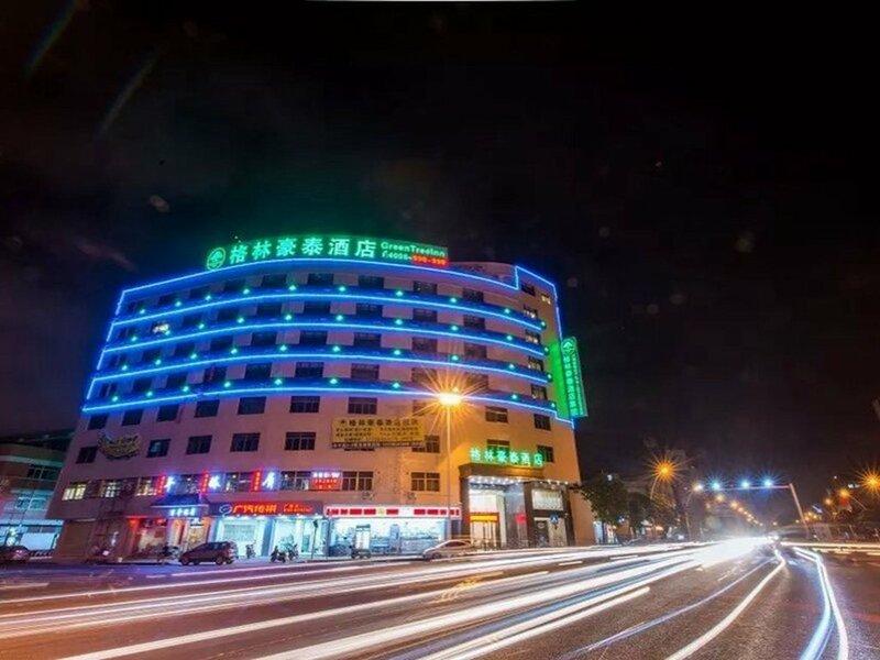 GreenTree Inn Shantou Jinping District Leshan Road Hotel