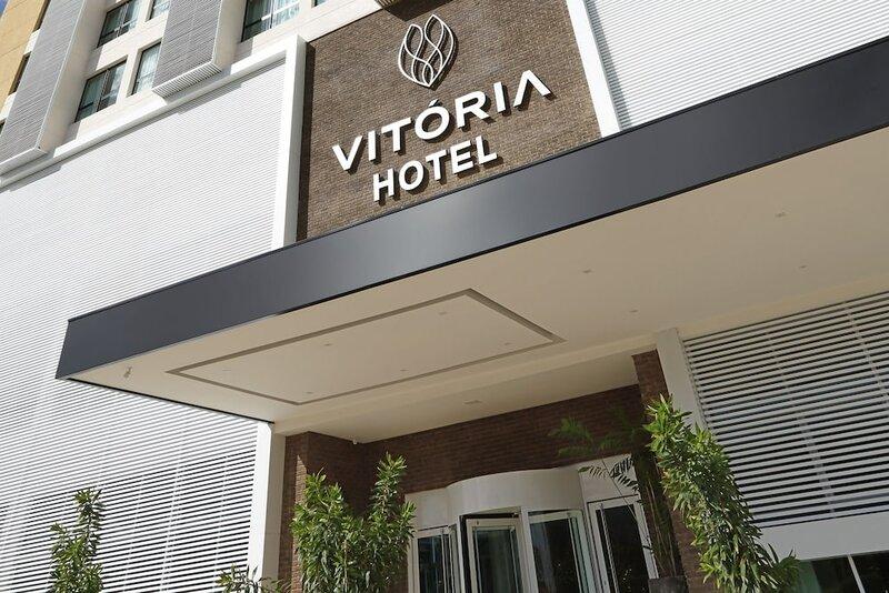 Vitória Hotel Convention Paulínia