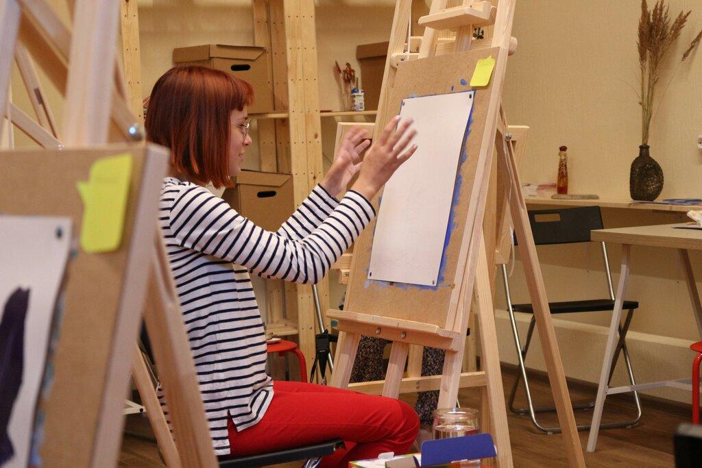 школа искусств — Арт-студия Краски — Минск, фото №2