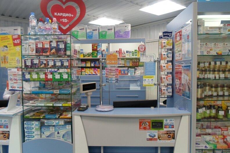 аптека — Планета здоровья — Солигорск, фото №1