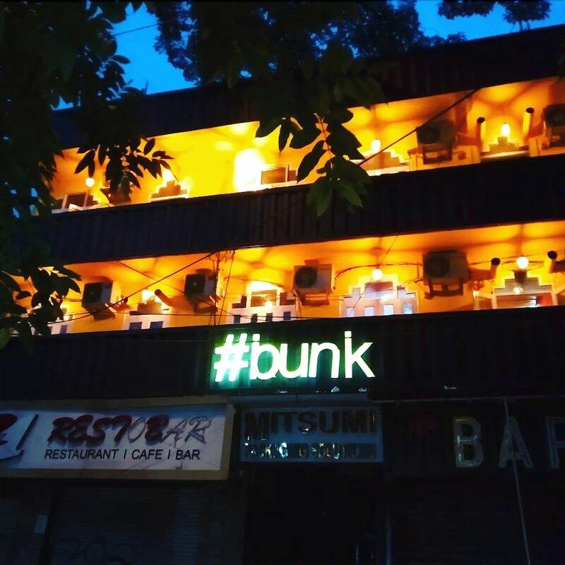 Bunk Hostel Delhi