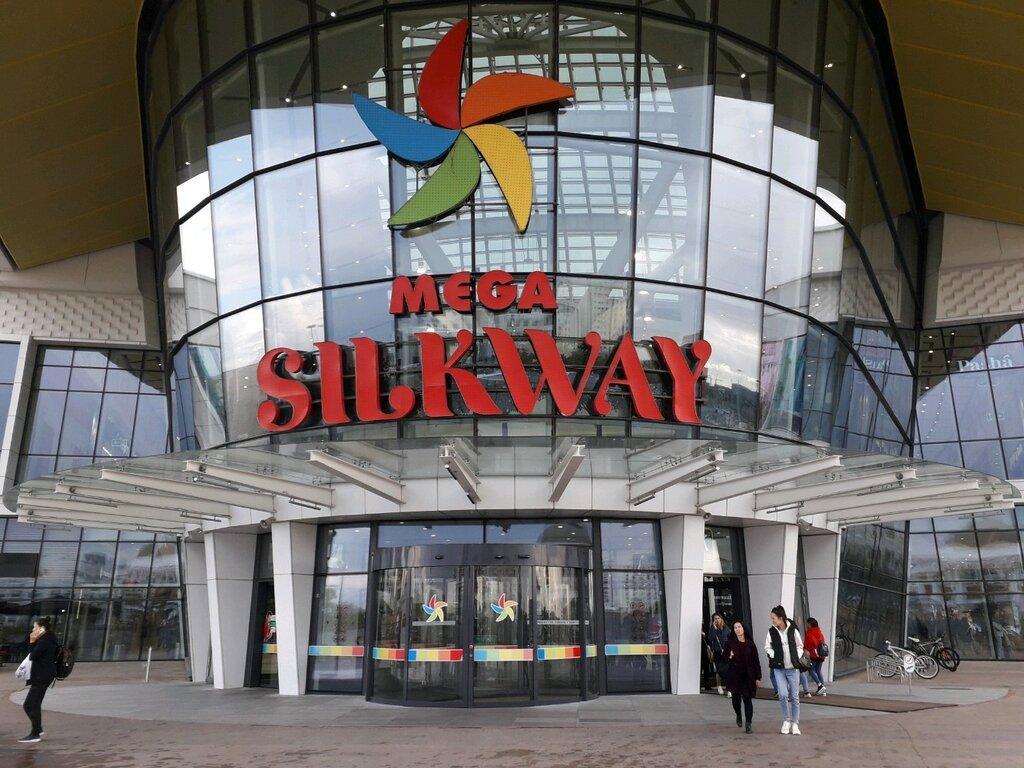 торговый центр — Mega Silk Way — Нур-Султан, фото №1