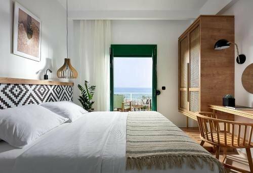 Beachfront Villa on Crete - Kirvas