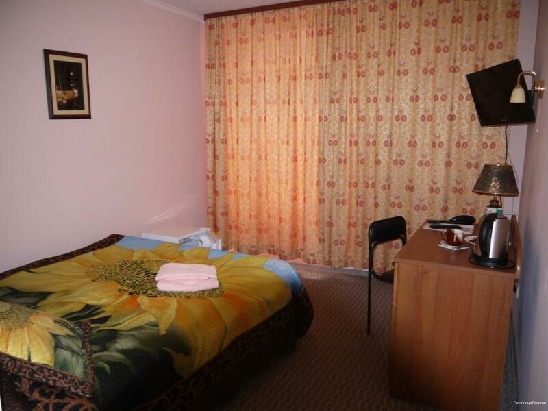 Гостиница Ноглики
