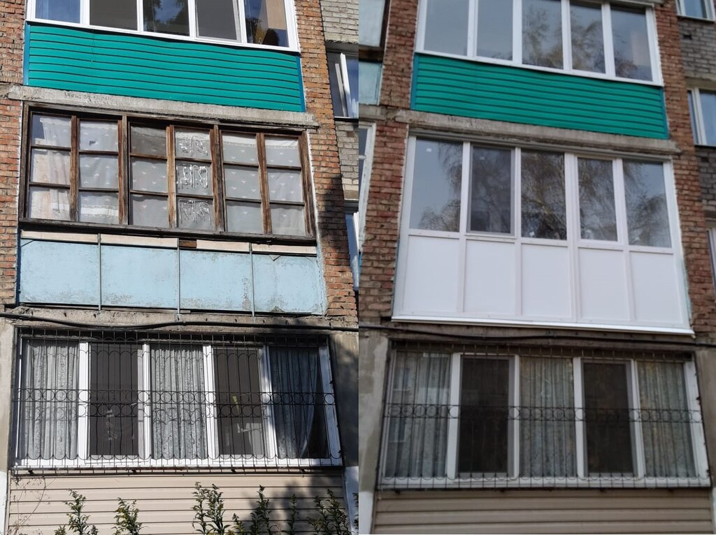 окна — Ателье окон ПВХ — Омск, фото №1