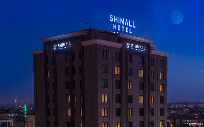 Shimall Hotel ve Kongre Merkezi