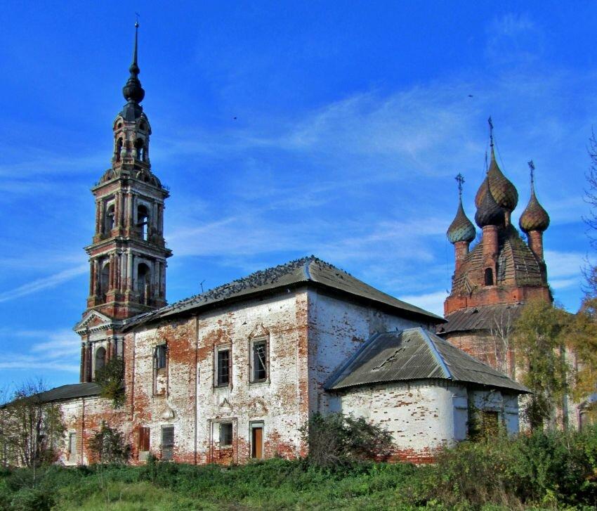 церкви ярославской области фото младший