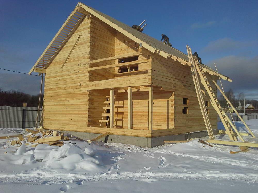 Строительство деревянных домов хабаровск фото