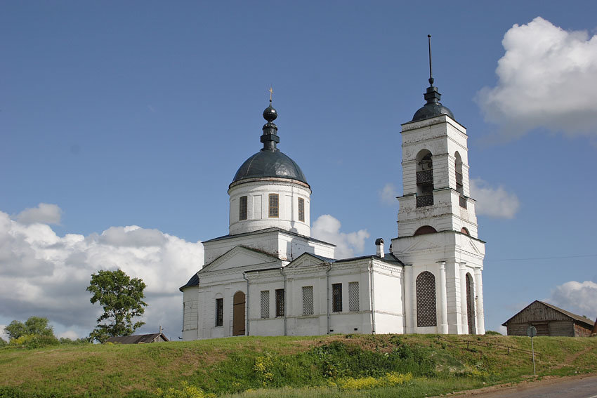Храмы владимирской области фото