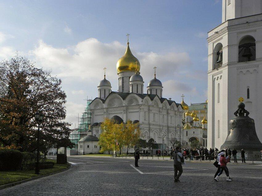 православный храм — Архангельский собор — Москва, фото №9