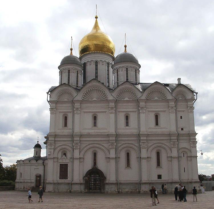 православный храм — Архангельский собор — Москва, фото №1