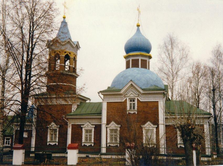 православный храм — Храм Великомученика и Победоносца Георгия — Ивантеевка, фото №9