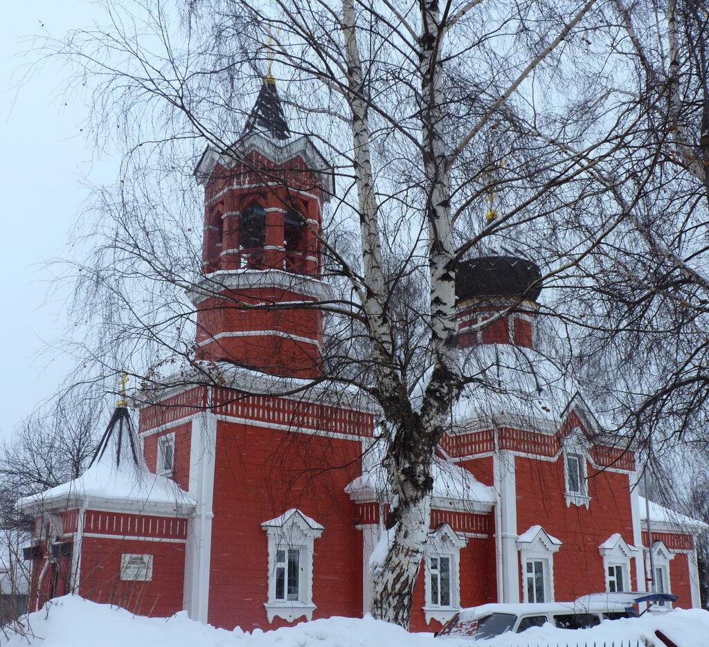 православный храм — Храм Великомученика и Победоносца Георгия — Ивантеевка, фото №6