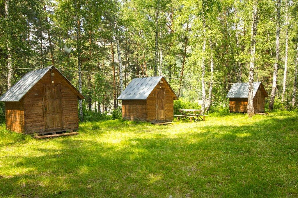 турбаза — Туристическая база Черемшанка — поселок Черемшанка, фото №1