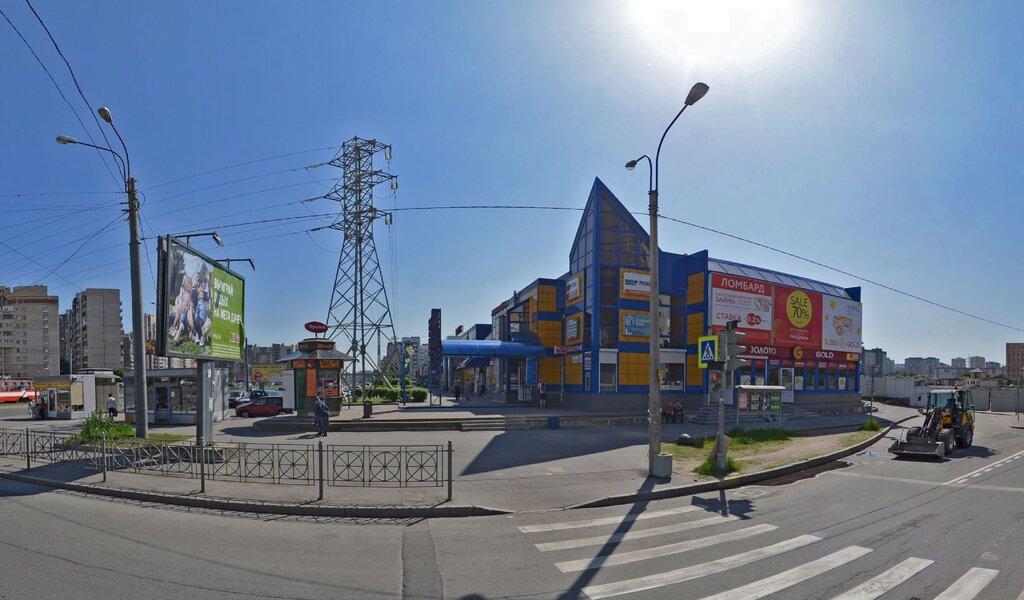 Панорама копировальный центр — Копицентр Смайл — Санкт-Петербург, фото №1