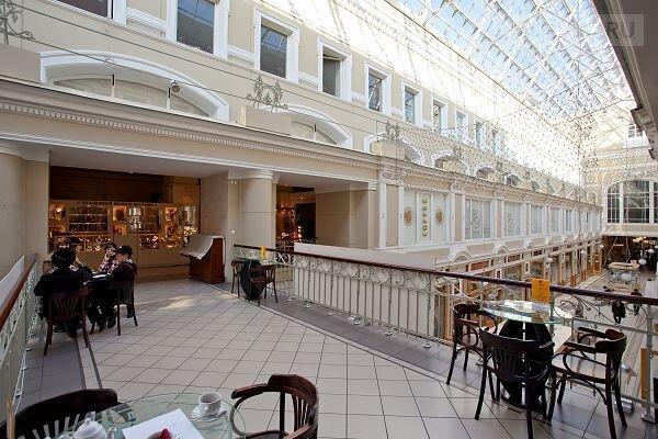 бизнес-центр — Бутик-офис-центр Пассаж — Санкт-Петербург, фото №4