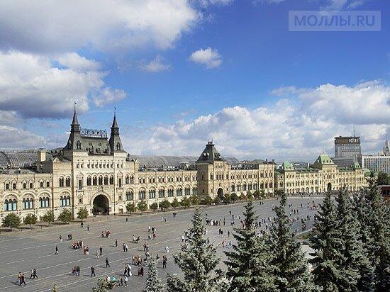 торговый центр — ГУМ — Москва, фото №3