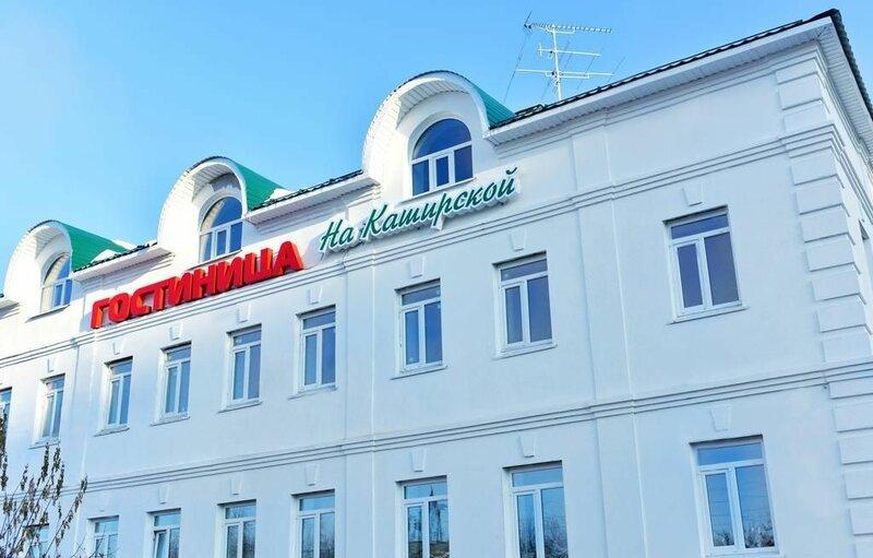 Отель Каширская