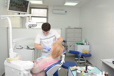 стоматологическая клиника — Все Свои — Москва, фото №2