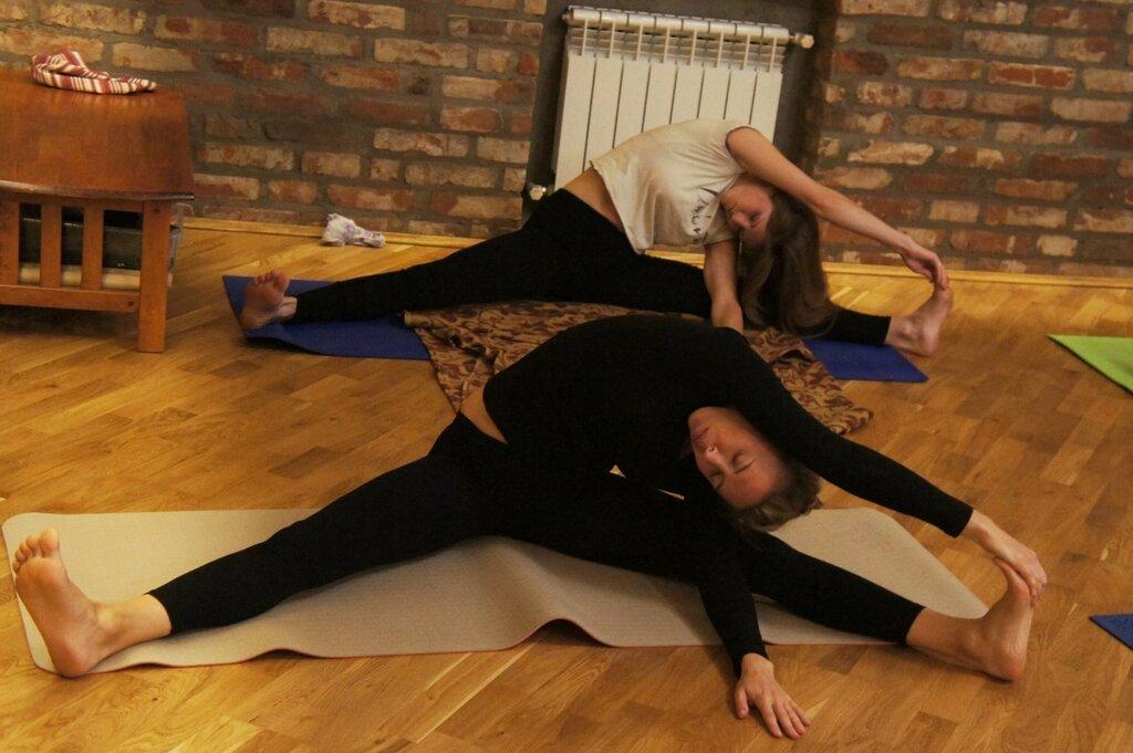 центр йоги — Йогадвор, йога и йогатерапия — Краснодар, фото №6