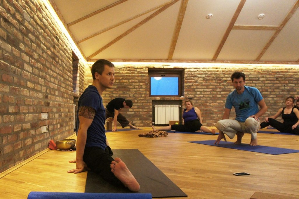центр йоги — Йогадвор, йога и йогатерапия — Краснодар, фото №3