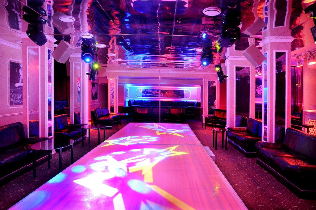 ночной клуб — Стриптиз-клуб «Roxbury» — Москва, фото №6