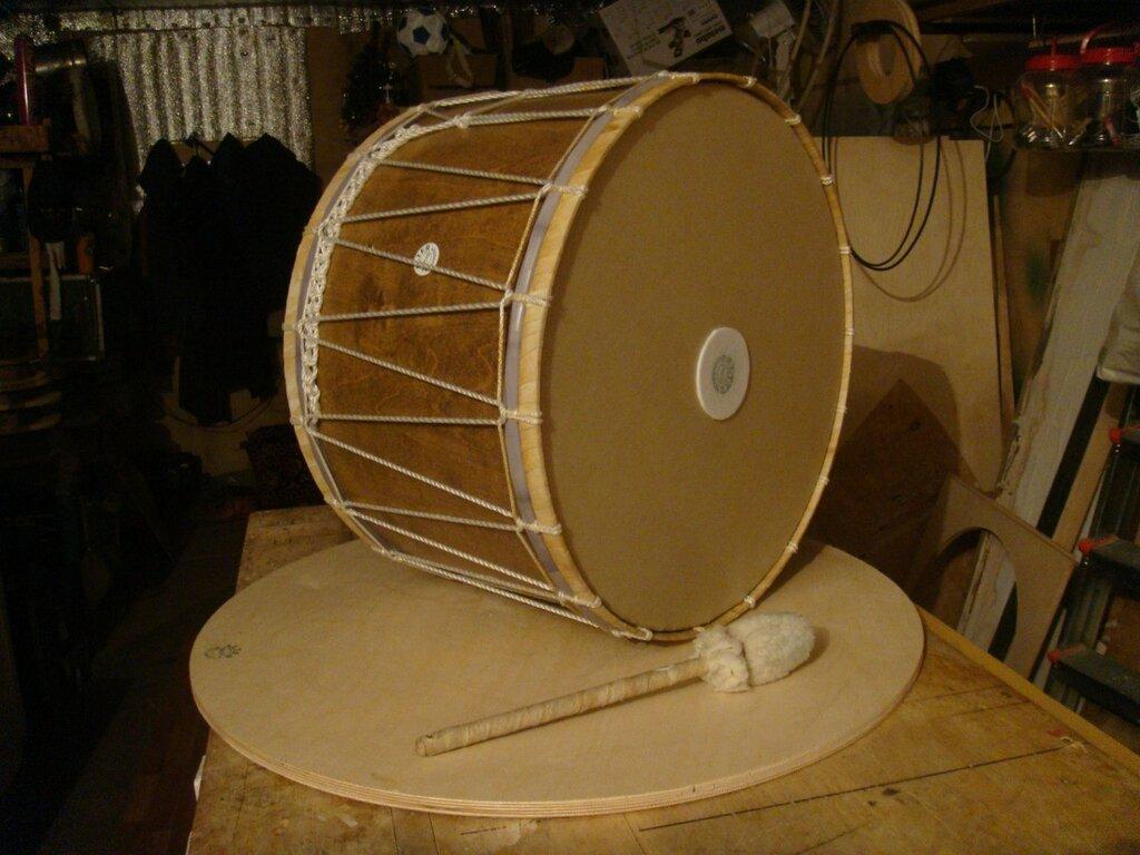 изготовление и ремонт музыкальных инструментов — Alter percussion — Москва, фото №9