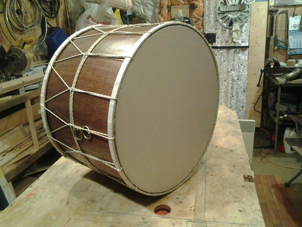 изготовление и ремонт музыкальных инструментов — Alter percussion — Москва, фото №2