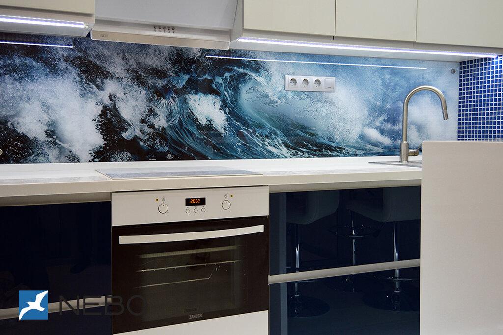 стекло, стекольная продукция — Стеклянное небо — Минск, фото №2