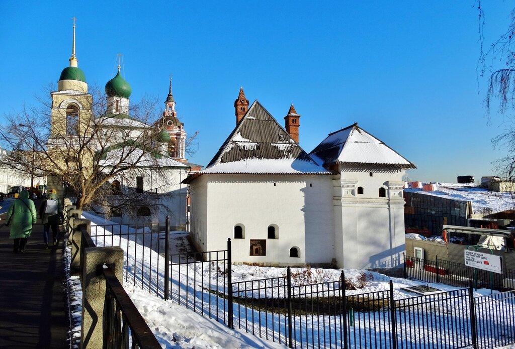 музей — Музей Старый Английский двор — Москва, фото №10