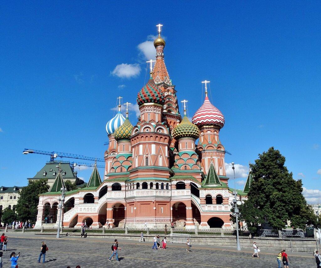 музей — Собор Покрова Пресвятой Богородицы что на Рву — Москва, фото №5