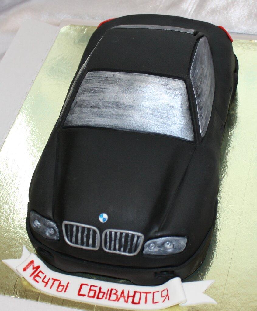 торт машина фото для мужчины случиться