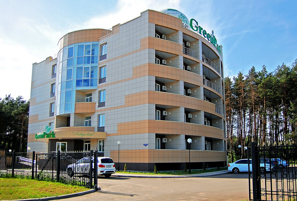 гостиница — Green Park Kaluga — Калуга, фото №1