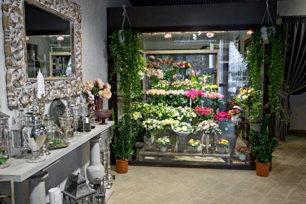 Магазины цветов екатеринбурге