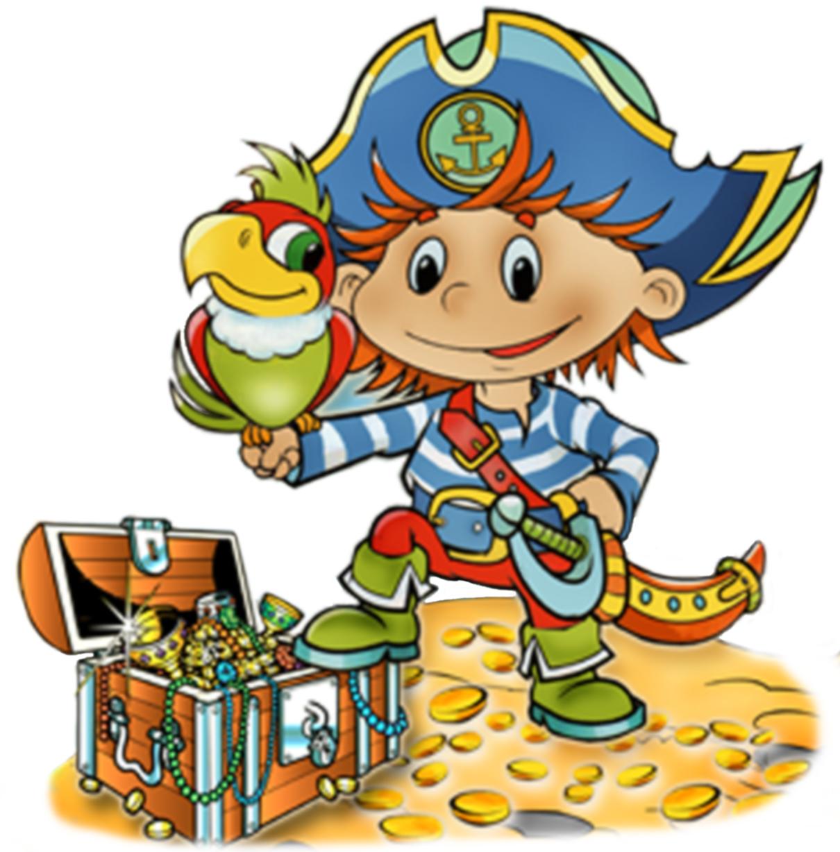 Картинка с пиратом детские